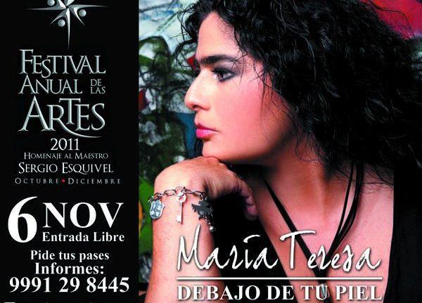 Transmisión en vivo de Conciertos del Festival de las Artes en Yucatán