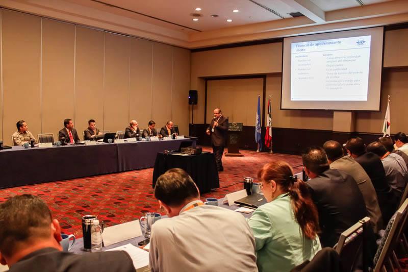 Conferencia sobre Seguridad Aeroportuaria
